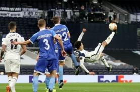 Tottenham Hotspur Tim Pertama Lolos ke 16 Besar Liga…