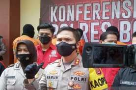 Korupsi Bansos Covid-19, Polisi Buru Sekdes Endang…