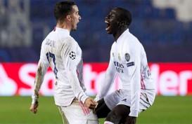 Hasil Liga Champions, Real Madrid & Manchester City Menang Tandang