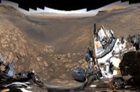 Ini Video Panorama Planet Mars Hasil Rekaman Mobil…