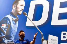 SBY: Jangan Ikut Campur! Demokrat 'Not For Sale'