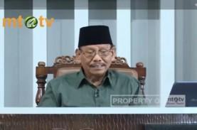 Pimpinan MTA Ahmad Sukina Meninggal