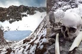 Misteri Tulang Belulang Manusia di Danau Roopkund…