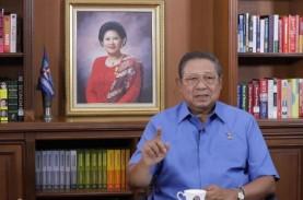 SBY: Saya Tidak Pernah Intervensi Parpol saat Jadi…
