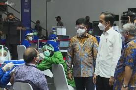 5.500 Wartawan Divaksin Covid-19, Ini Harapan Jokowi