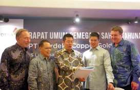 Merdeka Copper (MDKA) Siap Private Placement Lepas 1 Miliar Saham