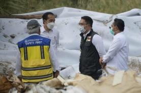Jokowi Minta Tanggul Citarum di Bekasi Tuntas 2 Hari,…