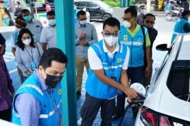Erick Thohir Optimistis BUMN Produksi Baterai Mobil…