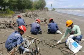 Perairan Karawang Kembali Tercemar Minyak Mentah,…