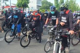 Cegah Covid-19, Jatim Canangkan Gerakan Santri Bermasker