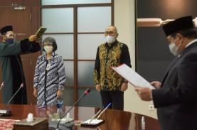 Direstui Jokowi, Pramono Anung Lantik Fadlansyah Lubis…