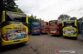 17 Bus Restu Wijaya Disita terkait Kasus Asabri