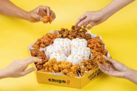Chigo, Ayam Goreng dengan 7 Varian Saus dan 5 Varian…