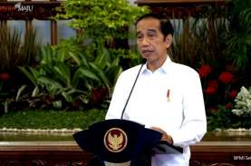 Jokowi Ingin Ekonomi RI 2021 Lampaui Prediksi IMF,…