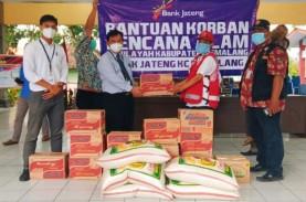 Bank Jateng Salurkan Bantuan untuk Korban Bajir di…
