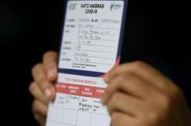 49. 667 Tenaga Kesehatan di Aceh Sudah Divaksin Covid-19