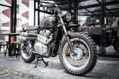 Smoked Garage Rilis Kustom Kit Royal Enfield Himalayan dan Interceptor
