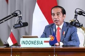 Jokowi Dorong Perbankan Genjot Penyaluran Kredit