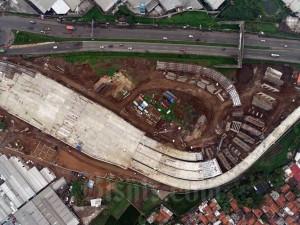 Proyek Pembangunan Simpang Susun Cileunyi Ditargetkan Selesai Pada Pertengahan 2021