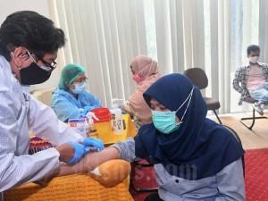 Bisnis Indonesia Gandeng Prodia Gelar Tes Serologi Antibodi