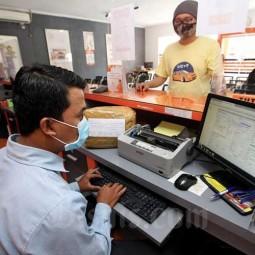 PT Pos Indonesia (Persero) Targetkan Pertumbuhan Sisi Logistik Sebesar 92 Persen Pada 2021