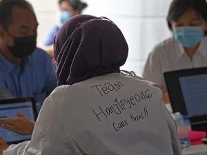 Kementerian Kesehatan Perpanjang Periode Vaksinasi Covid-19 Pedagang di Pasar Tanah Abang