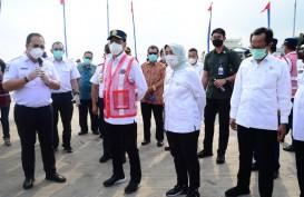 Resmi! ASDP Operasikan Dermaga II Pelabuhan Telaga Punggur Batam