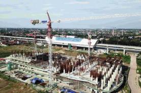 LRT City Dukung Kota Bekasi Jadi Metropolitan