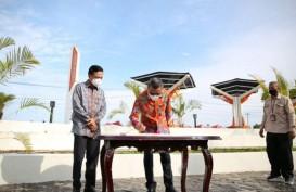 Kawasan Tanjung Bunga di Makassar Dilengkapi Amphitheater