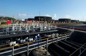 TRANSISI WILAYAH KERJA MIGAS : Chevron Bor 12 Sumur…