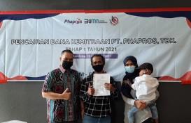 Dukung UMKM, Phapros Salurkan Dana Kemitraan Tahap I