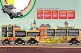 MOBIL LAWAS : Kebijakan Sektor Otomotif 1970-an