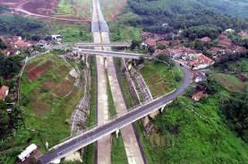 Begini Progres Konstruksi Akses Tol Bandara Kertajati…