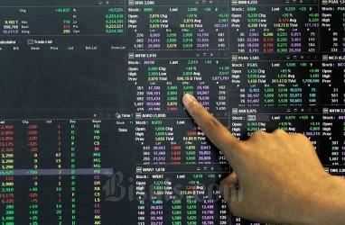 Kabar Pasar : Menutup Investor Saham hingga Rupiah Diprediksi Fluktatif