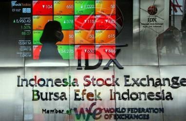 IHSG Melemah di Awal Perdagangan, Asing Tetap Borong BBRI & TLKM