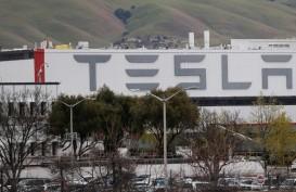 Pabrik Tesla di California Tutup 2 Minggu, Ada Apa Gerangan?
