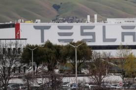 Pabrik Tesla di California Tutup 2 Minggu, Ada Apa…