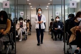 Korea Selatan Awali Vaksinasi Covid-19 dari 213 Rumah…