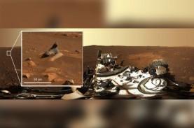 NASA Rilis Foto HD di Planet Mars, Begini Penampakannya.…
