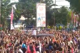 Kerumunan Jokowi di NTT, Rocky Gerung: Presiden Harus…