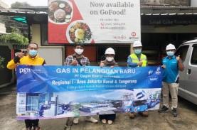 Perluas Jangkauan Infrastruktur Gas Non Pipa, Gagas…