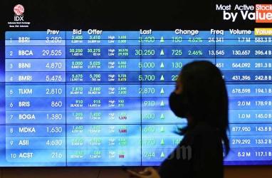 IHSG Tumbang, Saham Konglomerat Kompak Terbang