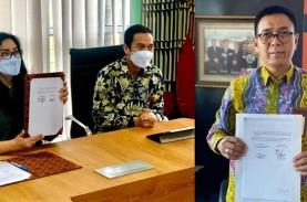 Sinergi BUMN & BUMD, Angkasa Pura Support Tandatangani…