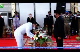 Gubernur Sumsel Minta Bupati Terpilih Fokus Bangun Daerah