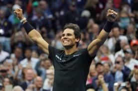 Punggung Masih Bermasalah, Rafael Nadal Absen di Tenis…