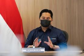 Erick Thohir: Holding BUMN Ultra Mikro Bukti Keberpihakan…