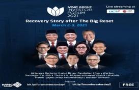 Bahas Investasi, Luhut hingga Erick Thohir Nimbrung di Acara Ini Pekan Depan