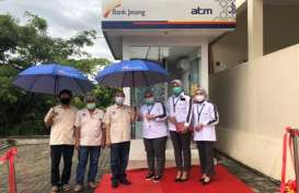 Bank Jateng Resmikan 3 ATM di Wonogiri