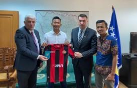 Anwar Sani Gabung ke Klub Liga Utama Bosnia, Sempat Sebut Hoaks