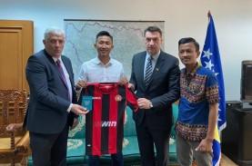 Anwar Sani Gabung ke Klub Liga Utama Bosnia, Sempat…